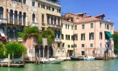 Views along the Grand Canal.
